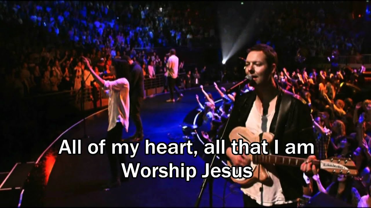 Stand In Awe - Hillsong Live (2012 DVD Album Cornerstone ...