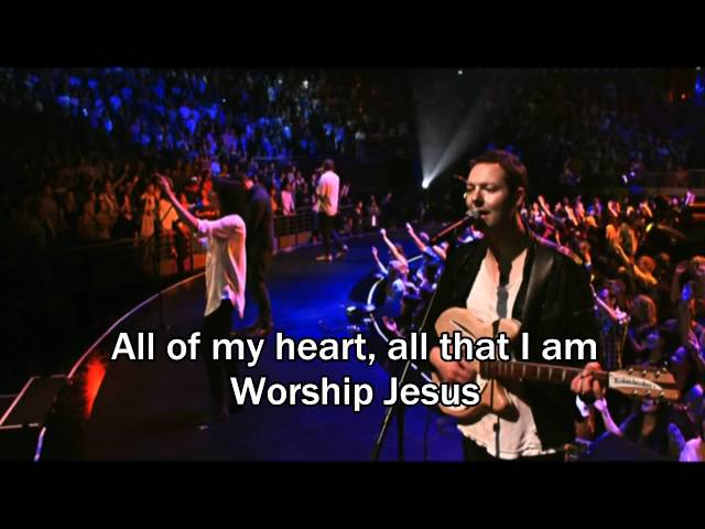 Stand In Awe - Hillsong Live (2012 DVD Album Cornerstone) Lyrics (Best Worship Song)