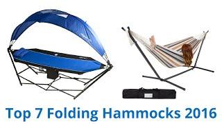 7 Best Folding Hammocks 2016