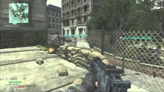 MW3 Team DeathMatch Resistance PS3