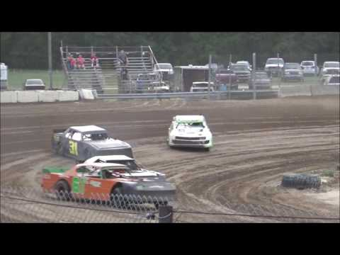 Tyler Sistrunk Motorsports - North Florida Speedway - Heat Race - 4-29-2017