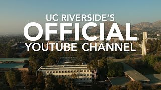 UC Riverside's Official YouTube Channel Trailer thumbnail