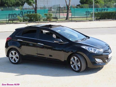 Hyundai Hyunday i30 I 30 1.6 crdi 128 Pack Premium GPS panoramic sunsation BVA