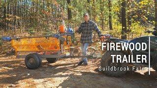 New Firewood Trailer for the ATV