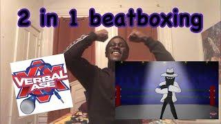 Verbalase///Black Panther VS Batman Beatbox Battle