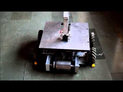 Robowars Robot - Darth Vader