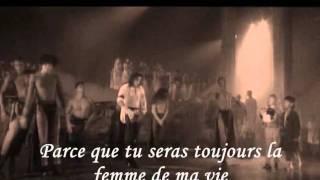 Michael Jackson - The lady in my life- Traduit en français