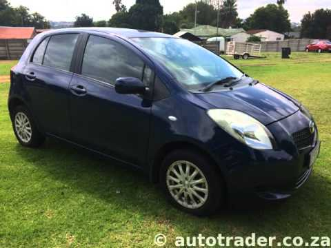 2008 toyota yaris t3 plus auto for sale on auto trader south africa youtube. Black Bedroom Furniture Sets. Home Design Ideas