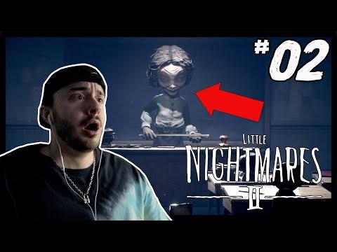 DIESE LEHRERIN FRISST KINDER!! Little Nightmares 2 | Let´s Play Teil 2 |
