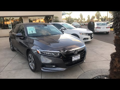 Live 2018 Honda Accord Ex L Headlights Low Light Sound System And More Anything Else