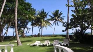 Villa  a vendre Cabarete Republique Dominicaine