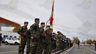 Ziua Armatei la Sfantu Gheorghe 25 octombrie 2016 © www.weradio.ro