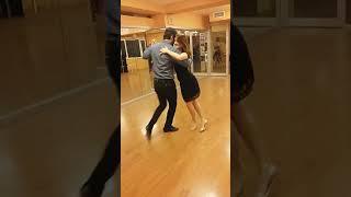 Tayfun ve Reyhan Tango Practice