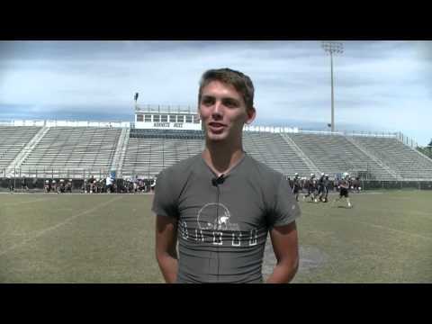 Holden Verdin - WNSP and Coastal Bank & Trust Player of the Week