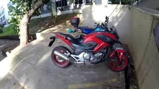 flash dicas troca de filtro de leo e leo da nc 700x dica q serve para todas as motos