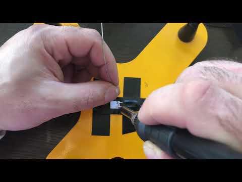 How to connect multiple LED strip lights together ( DIY soldering )