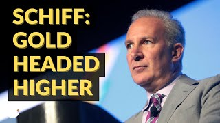 Gold Price Headed a Lot Higher - Is Peter Schiff as Bullish as Ever?