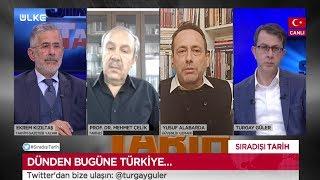 Sıradışı Tarih - Turgay Güler | Mehmet Çelik | Ekrem Kızıltaş | Yusuf Alabarda | 28 Nisan 2020
