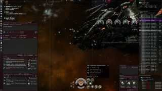 EVE Online - Rubicon testing the mobile tractor unit