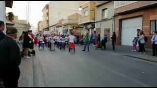 El ritmo estalla en el Carnaval de Guadalupe