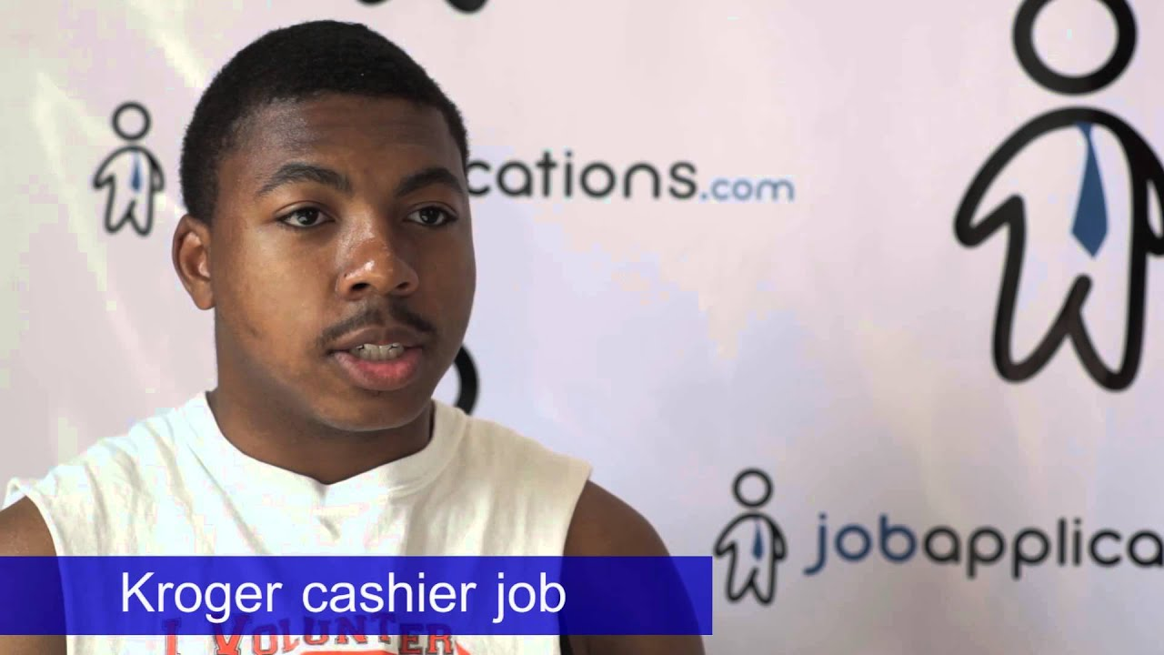 Kroger Cashier - Pay Rate and Job Description