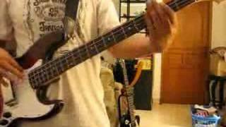 Bob Marley & The Wailers - Zimbabwe ( Bass Cover )