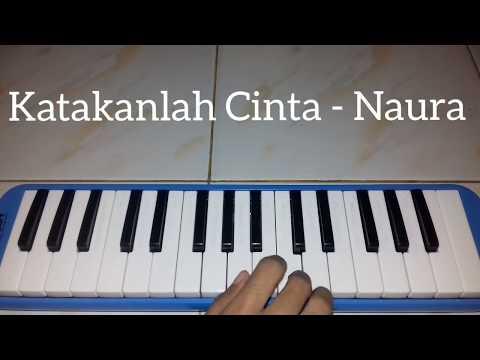 Katakanlah Cinta - Naura ~~ Pianika Cover - Tika Dewi Indriani