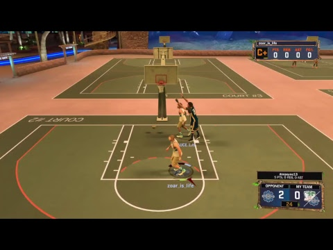 2k17 2s tournament with frineds