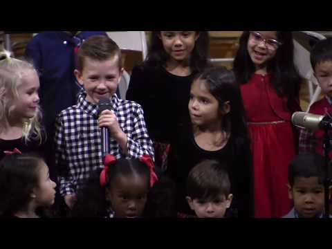 Atholton Adventist Academy Christmas Program