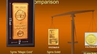 Parshwa Padmavati Gold Low Weight Gold Coins