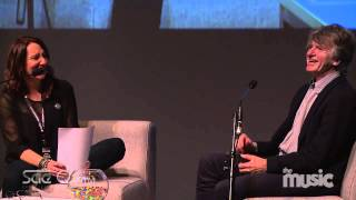 Neil Finn Keynote At BIGSOUND 2014
