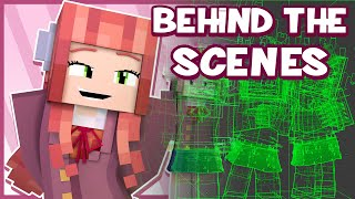 Behind The Scenes Animation Reel Andquotjust Monikaandquot  Minecraft Doki Doki Animation Music Video