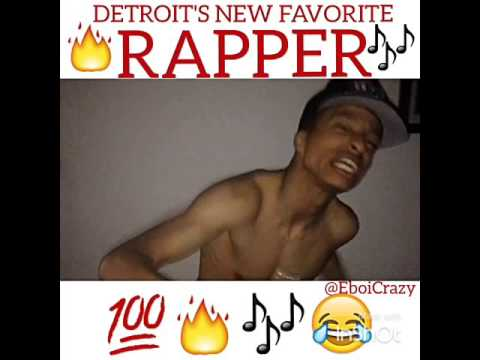 Eboi Crazy – Detroit's NEW Favorite Rapper