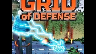 Grid Of Defense  - Full  Walkthrough