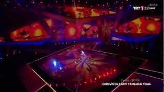 Evrovision 2012 Final Opening Mugham Alim Qasimov , Baku, Azerbaijan