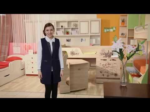 Мебельград Казань - Как выбрать детскую мебель