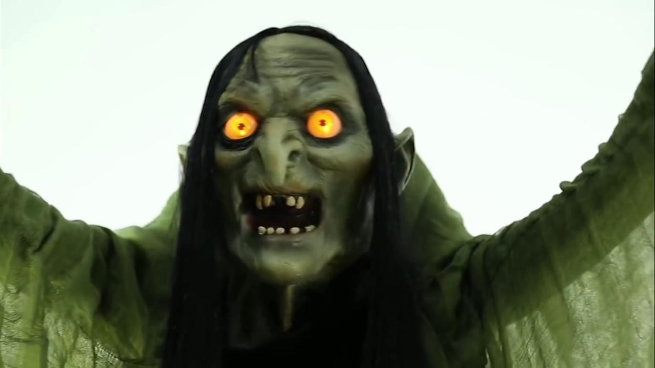 10 Scariest Animatronic Halloween Props