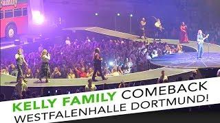 KELLY FAMILY • Comeback Konzert • Westfalenhalle Dortmund • 19.5.2017 • Sabrina Andexer