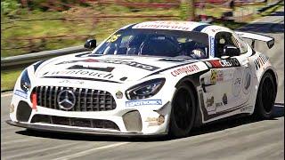Mercedes AMG GT4 || 510Hp Twin Turbo V8 Monster - Falperra 2019