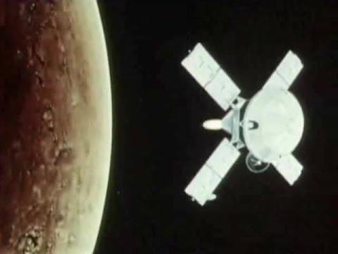 VIKING MARS LANDER & MARS ORBITER 1976 NASA