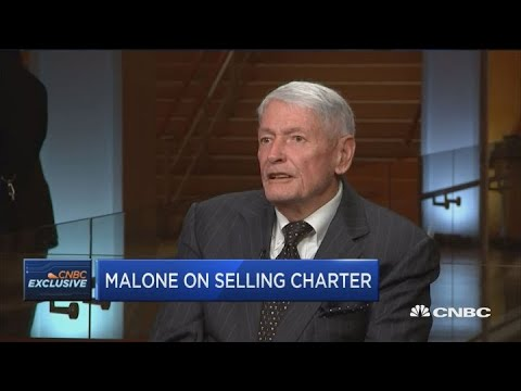 Liberty Media' John Malone on Comcast, Verizon and Charter