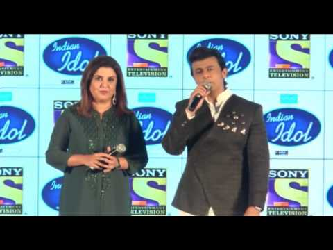 PRESS CONFERENCE OF INDIAN IDOL NEWS EASON 01