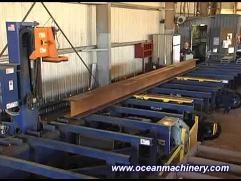Ocean Flipper Beam Rotator and Positioner
