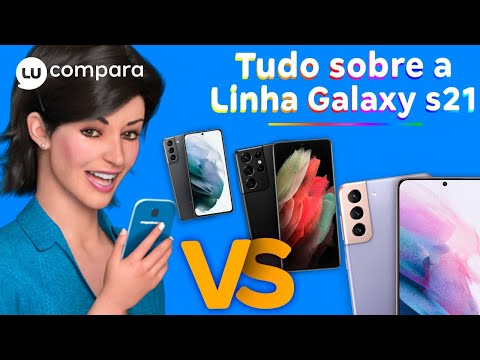 "Smartphone Samsung Galaxy S21 128GB 5G - 8GB RAM Tela 6,2"" Câm"