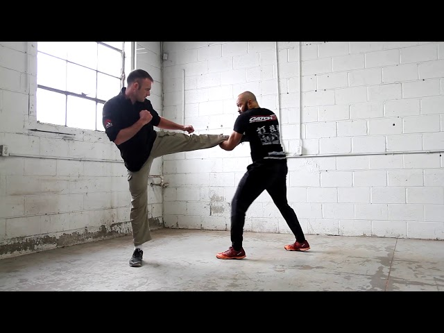 Are You Married or Divorced from Muay Thai?  Here\'s some therapy...