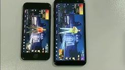 Samsung Galaxy J6 plus vs iPhone 7 - Speed Test! (4K)