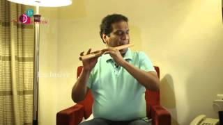 Music Director Kamalakar Ultimate Flute Play Exclusive - Yeduta Nilichindi Choodu Song More
