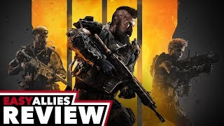 Call of Duty: Black Ops 4 - Easy Allies Review (Video Game Video Review)