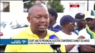 ANC FS to study court's judgment on conference: Thabo Meeko