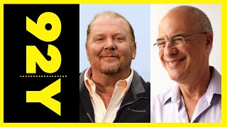 mario batali and mark bittman with sam sifton cooking fast and slow
